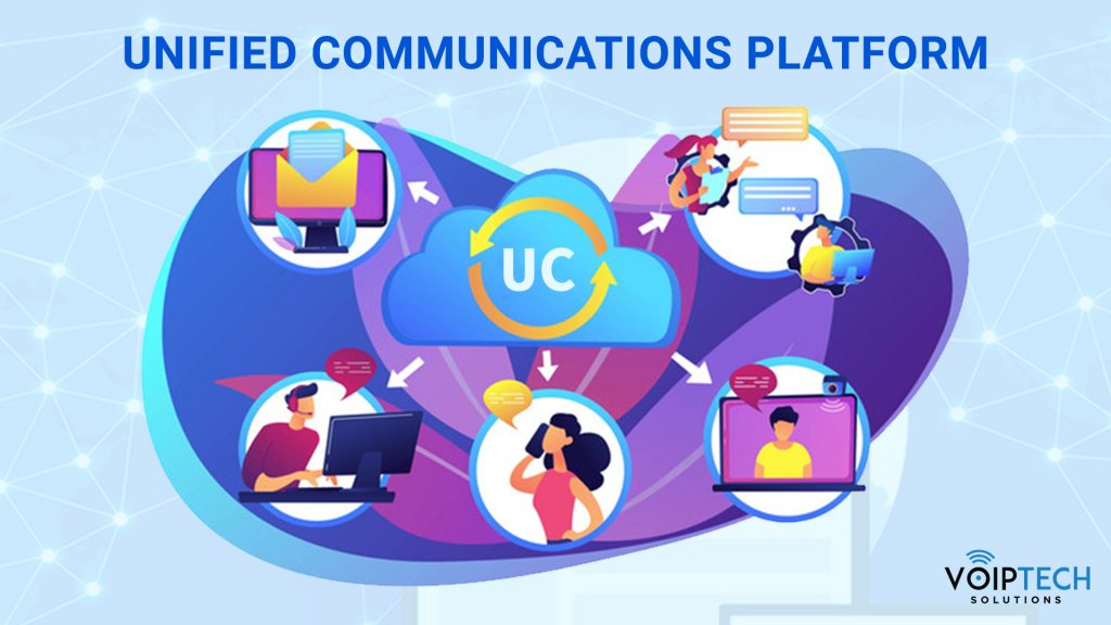 VoIPTech - Unified Communications Platform